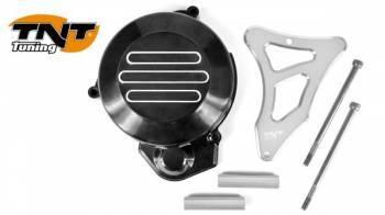 TNT Tuning -magneeton koppa + ratassuoja, Derbi Senda -05, alumiini