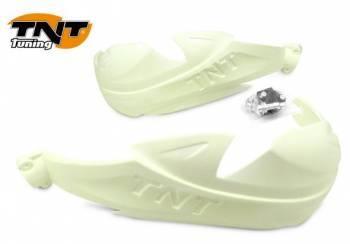TNT Cross -käsisuojat, valkoinen