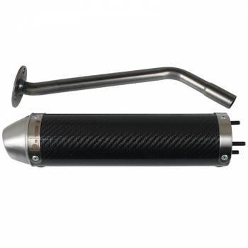Giannelli -äänenvaimennin, carbon, Beta RR 12-