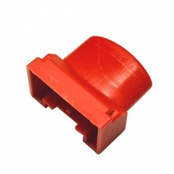 Givi -painike, punainen, V46