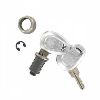 Givi -lukkosarja, hopea, E55 1kpl