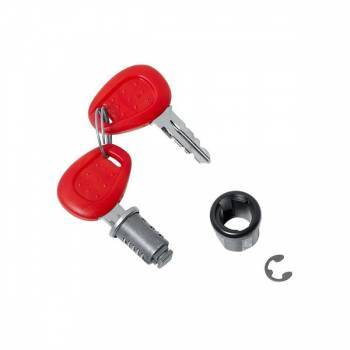 Givi -lukkosarja, punainen, E36/E45 1kpl