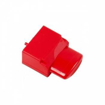 Givi -painike, punainen, E52
