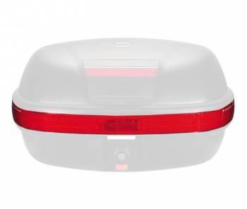 Givi -heijastin, punainen, E360/E460