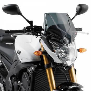 Givi -tuulisuoja, Yamaha FZ8N 10- (savu)