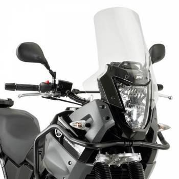 Givi -tuulisuoja, spoileri, Yamaha XT660Z 08-