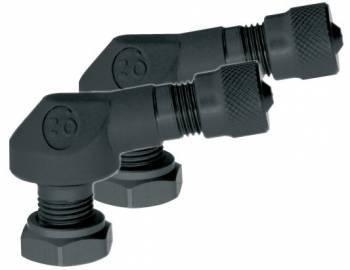 Ariete Safety Valve -venttiilipari, 11.3mm musta
