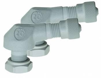 Ariete Safety Valve -venttiilipari, 8.3mm harmaa