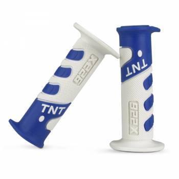 TNT Tuning 922X -kahvakumit, sininen/valkoinen