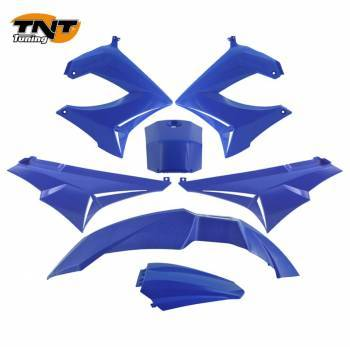 TNT Tuning -muovisarja, Derbi Senda X-Race, sininen