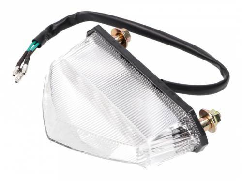 Takalyhty, Derbi Senda, LED kirkas