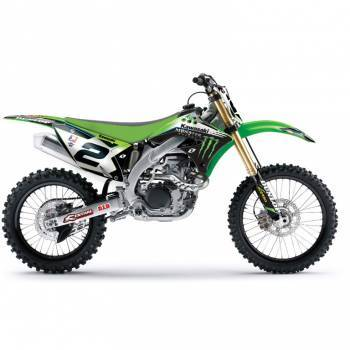 One -tarrasarja, Kawasaki Team Monster KXF250 06-08