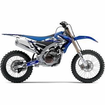 One -tarrasarja, Yamaha Camo YZ125 02-