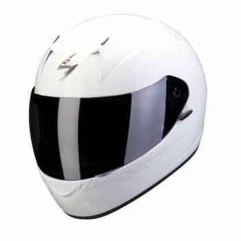 Scorpion EXO-390 -kypärä, valkoinen