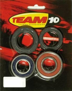 Team10 -pyöränlaakerisarja taakse, CRF150