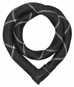 Abus Steel-O-Chain Iven 8210 -ketjulukko, 110cm