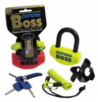 Oxford Boss -kaarilukko