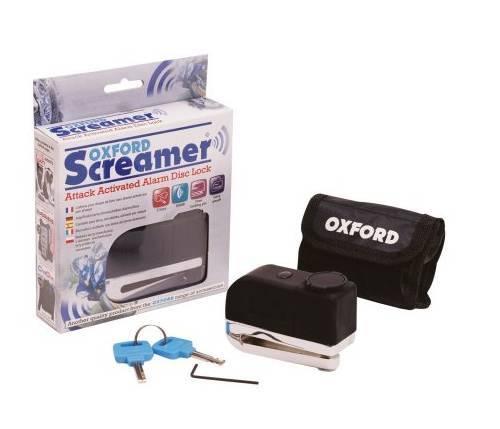 Oxford Screamer -levyjarrulukko, hälyttävä