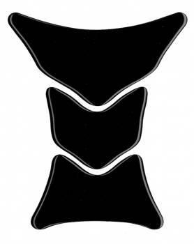 4R -tankinsuoja Racing, musta