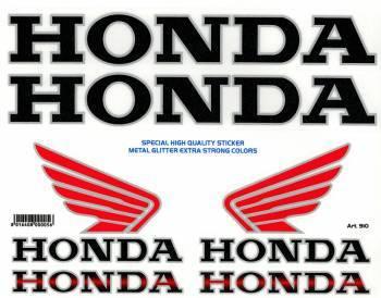 Tarra, iso, 20x24cm, Honda