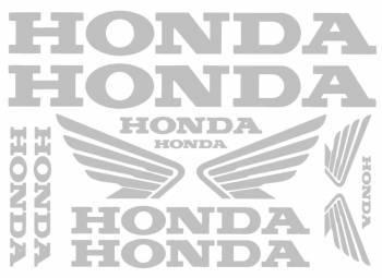 Tarrasarja, 25x35cm, Honda hopea