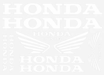 Tarrasarja, 25x35cm, Honda valkoinen