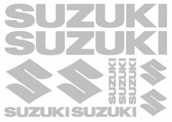 Tarrasarja, 25x35cm, Suzuki hopea