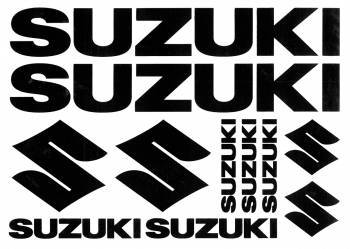 Tarrasarja, 25x35cm, Suzuki musta