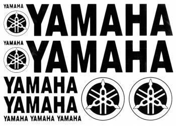 Tarrasarja, 25x35cm, Yamaha musta