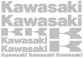 Tarrasarja, 25x35cm, Kawasaki hopea