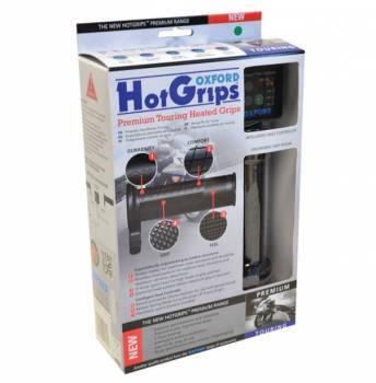 Oxford Hot Grips -kädensijan lämmitinsarja, Touring Premium