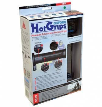 Oxford Hot Grips -kädensijan lämmitinsarja, Adventure Premium