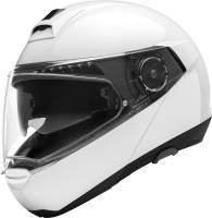 Schuberth C4 Basic -kypärä, valkoinen