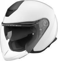 Schuberth M1 Pro -kypärä, valkoinen