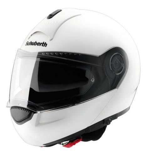 Schuberth C3 -kypärä, valkoinen