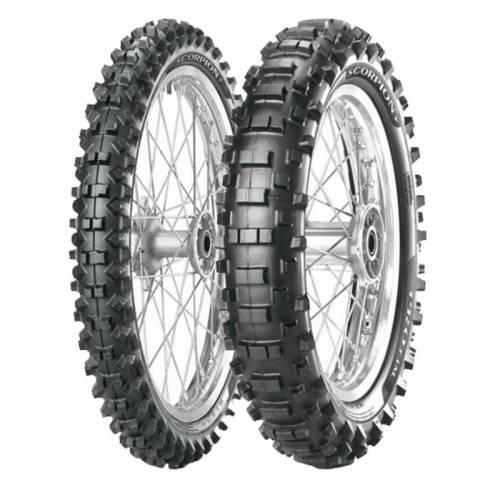 Pirelli Scorpion Pro FIM Rear 140/80-18 (70m) M+S TT Soft