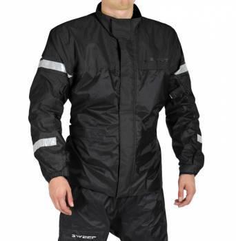 Sweep Monsoon 3 -sadetakki, musta