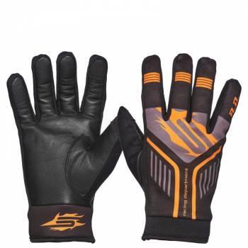Sweep Racing Department 2.0 -ajohanskat, harmaa/oranssi