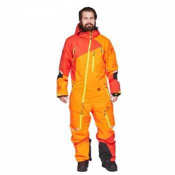 Sweep Amur -kelkkahaalarit, oranssi/punainen
