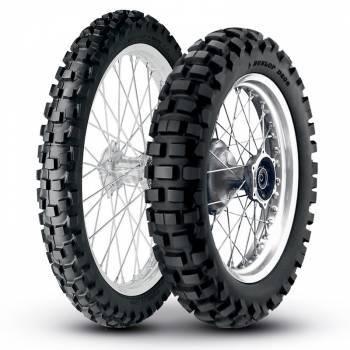 Dunlop D606 Rear 130/90-18 (69r) TT