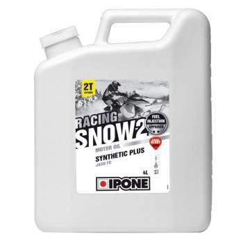 Ipone Snow Racing, 2T-öljy, 4L