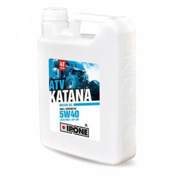 Ipone ATV Katana, 4T-öljy 5W-40, 4L