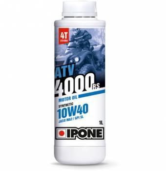 Ipone ATV 4000, 4T-öljy 10W-40, 1L