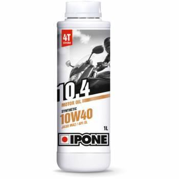 Ipone 10.4, 4T-öljy 10W-40, 1L