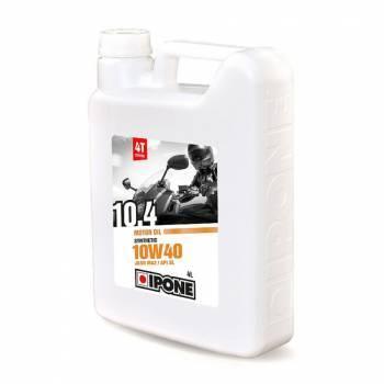 Ipone 10.4, 4T-öljy 10W-40, 4L
