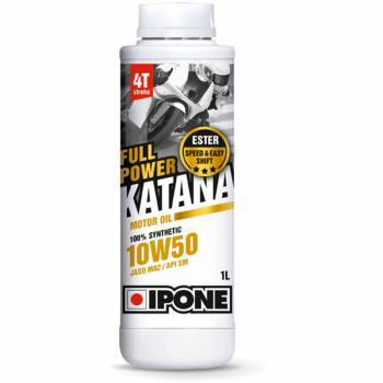 Ipone Full Power Katana, 4T-öljy 10W-50, 1L