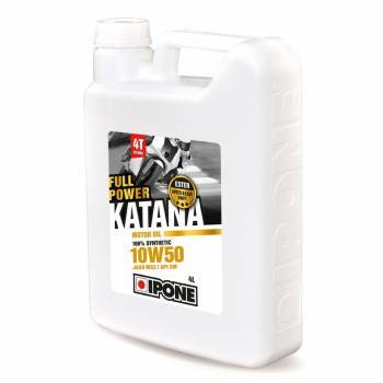 Ipone Full Power Katana, 4T-öljy 10W-50, 4L