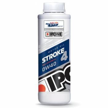 Ipone Stroke 4, 4T-öljy 0W-40, 1L
