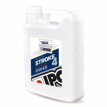 Ipone Stroke 4, 4T-öljy 0W-40, 4L