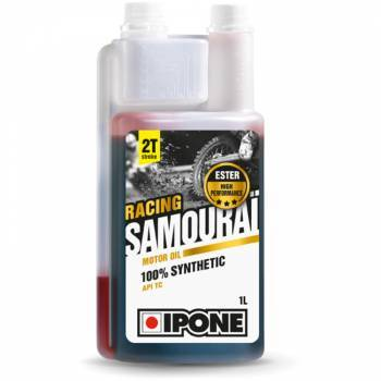 Ipone Samourai Racing, 2T-öljy, 1L